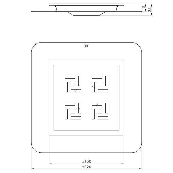 Rysunek WP150 Premium Tivano